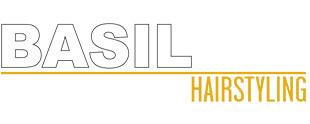basil hairstyle logo