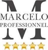 marcelo professionnel logo x